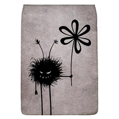 Evil Flower Bug Vintage Removable Flap Cover (large)