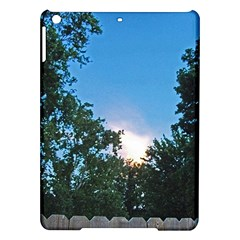 Coming Sunset Accented Edges Apple Ipad Air Hardshell Case by Majesticmountain