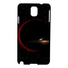 Altair Iv Samsung Galaxy Note 3 N9005 Hardshell Case by neetorama