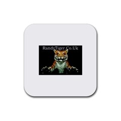 tiger Drink Coasters 4 Pack (Square)