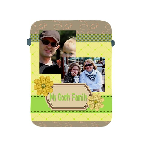 Fathers Day By Family   Apple Ipad 2/3/4 Protective Soft Case   72swahp0ic4q   Www Artscow Com Front