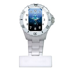 Glossy Blue Cross Live Wp 1 2 S 307x512 Nurses Watch by ukbanter