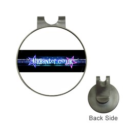 Banner2 Hat Clip with Golf Ball Marker