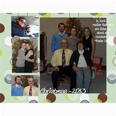 Christmas 2014 By Jill Minneman   Wall Calendar 11  X 8 5  (12 Months)   5ykr3hwabz31   Www Artscow Com Month