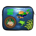 Under the Sea Apple iPad Zipper Case