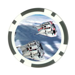 Star Wars Empire Strikes Back Assault On Hoth First Player Token By Ryno   Poker Chip Card Guard   1vp4jboadcbe   Www Artscow Com Back