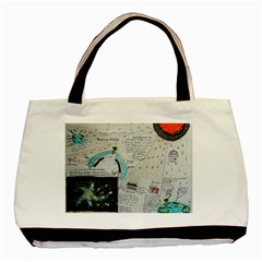 Neutrino Gravity, Classic Tote Bag by creationtruth