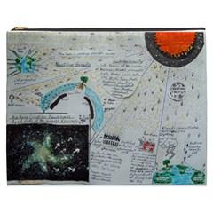 Neutrino Gravity, Cosmetic Bag (xxxl) by creationtruth