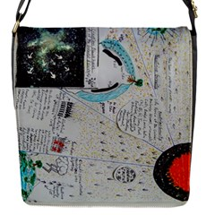 Neutrino Gravity, Removable Flap Cover (small) by creationtruth