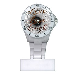 Live Love Laugh Nurses Watch by SharoleneCollection