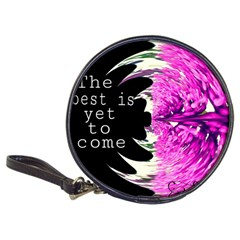 The Best Is Yet To Come Cd Wallet by SharoleneCollection