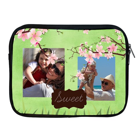 Family By Family   Apple Ipad Zipper Case   Hvgayvfcl0cz   Www Artscow Com Front