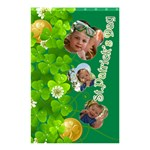 st patrick s Day - Shower Curtain 48  x 72  (Small)