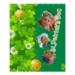 st patrick s Day - Shower Curtain 60  x 72  (Medium)