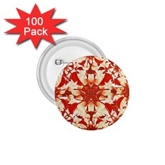 Digital Decorative Ornament Artwork 1 75  Button (100 Pack) by dflcprints