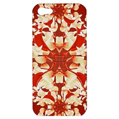 Digital Decorative Ornament Artwork Apple Iphone 5 Hardshell Case by dflcprints