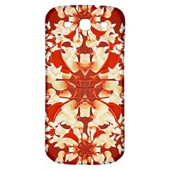Digital Decorative Ornament Artwork Samsung Galaxy S3 S Iii Classic Hardshell Back Case by dflcprints