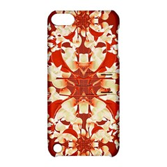 Digital Decorative Ornament Artwork Apple Ipod Touch 5 Hardshell Case With Stand by dflcprints