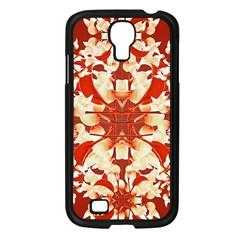 Digital Decorative Ornament Artwork Samsung Galaxy S4 I9500/ I9505 Case (black) by dflcprints