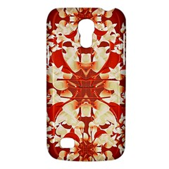 Digital Decorative Ornament Artwork Samsung Galaxy S4 Mini (gt I9190) Hardshell Case  by dflcprints