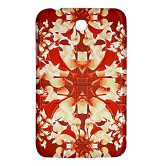 Digital Decorative Ornament Artwork Samsung Galaxy Tab 3 (7 ) P3200 Hardshell Case  by dflcprints