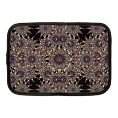 Luxury Ornament Refined Artwork Netbook Sleeve (medium)