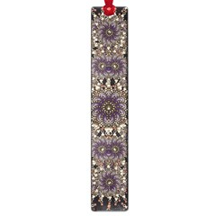 Luxury Ornament Refined Artwork Large Bookmark by dflcprints