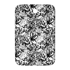 Flower Lace Samsung Galaxy Note 8 0 N5100 Hardshell Case  by rokinronda