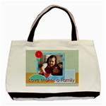 family - Basic Tote Bag
