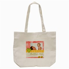 Kids By Joely   Tote Bag (cream)   7o07w9zocfi6   Www Artscow Com Front