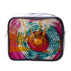 Art Therapy Mini Travel Toiletry Bag (one Side) by StuffOrSomething