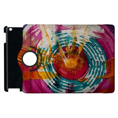 Art Therapy Apple Ipad 3/4 Flip 360 Case by StuffOrSomething