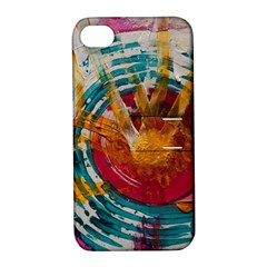 Art Therapy Apple Iphone 4/4s Hardshell Case With Stand by StuffOrSomething