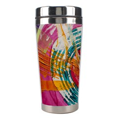 Art Therapy Stainless Steel Travel Tumbler by StuffOrSomething