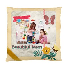 Kids By Kids   Standard Cushion Case (two Sides)   Bklsoz46nbhy   Www Artscow Com Back