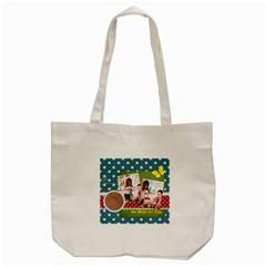 Kids By Kids   Tote Bag (cream)   I43l4rakr7ig   Www Artscow Com Back