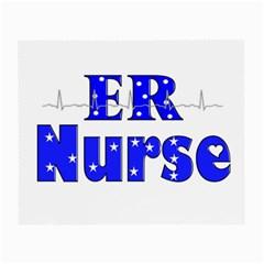 Er Nurse  Glasses Cloth (small) by GailGabel