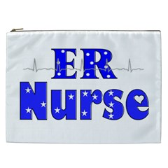 Er Nurse  Cosmetic Bag (xxl) by GailGabel