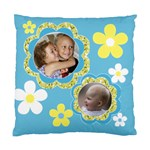 Family Cushion Case (2 sided) - Standard Cushion Case (Two Sides)