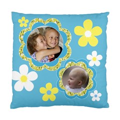 Family Cushion Case (2 Sided) By Deborah   Standard Cushion Case (two Sides)   L1virag9nu5i   Www Artscow Com Back