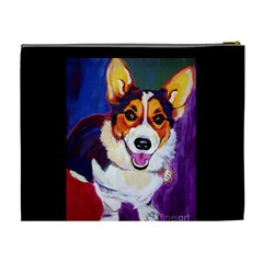 Corgi By Jaymie   Cosmetic Bag (xl)   Qpgzpr2w49kj   Www Artscow Com Back