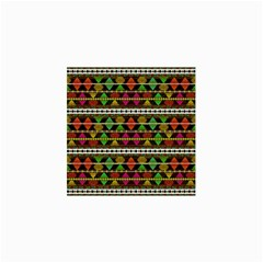 Aztec Style Pattern Canvas 36  X 48  (unframed) by dflcprints