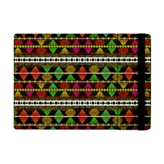 Aztec Style Pattern Apple Ipad Mini Flip Case by dflcprints