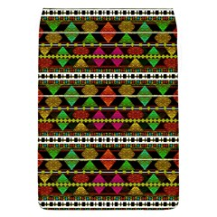 Aztec Style Pattern Removable Flap Cover (large)