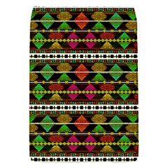 Aztec Style Pattern Removable Flap Cover (small)