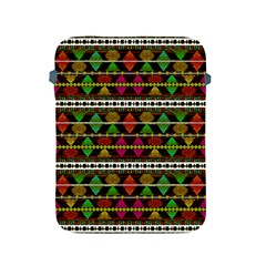 Aztec Style Pattern Apple Ipad Protective Sleeve