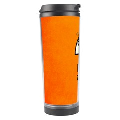 Have A Nice Day Happy Character Travel Tumbler