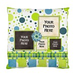 Pillowcase-Bluegrass Boy 2 - Standard Cushion Case (One Side)