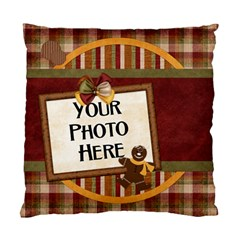 2 Sided Pillow Gingerbread By Lisa Minor   Standard Cushion Case (two Sides)   9tb85vw47cjh   Www Artscow Com Front