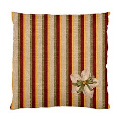 2 Sided Pillow Gingerbread By Lisa Minor   Standard Cushion Case (two Sides)   9tb85vw47cjh   Www Artscow Com Back
